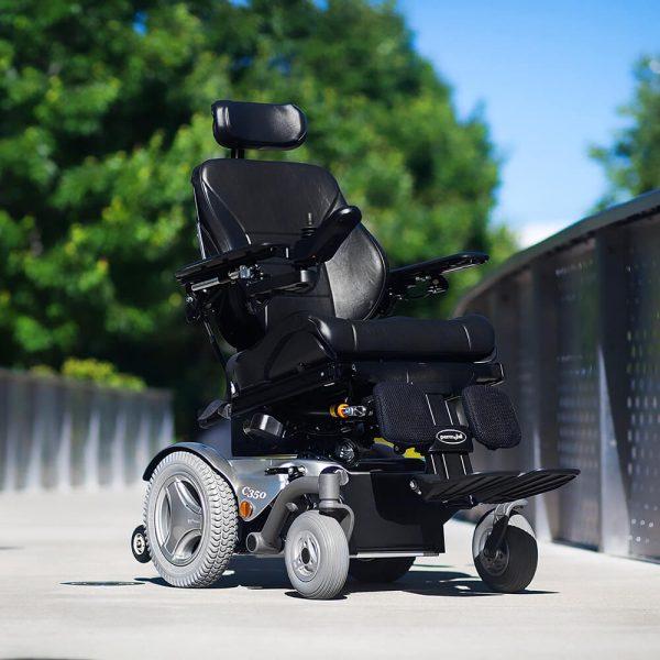 C350 Corpus 3G Power Wheelchair