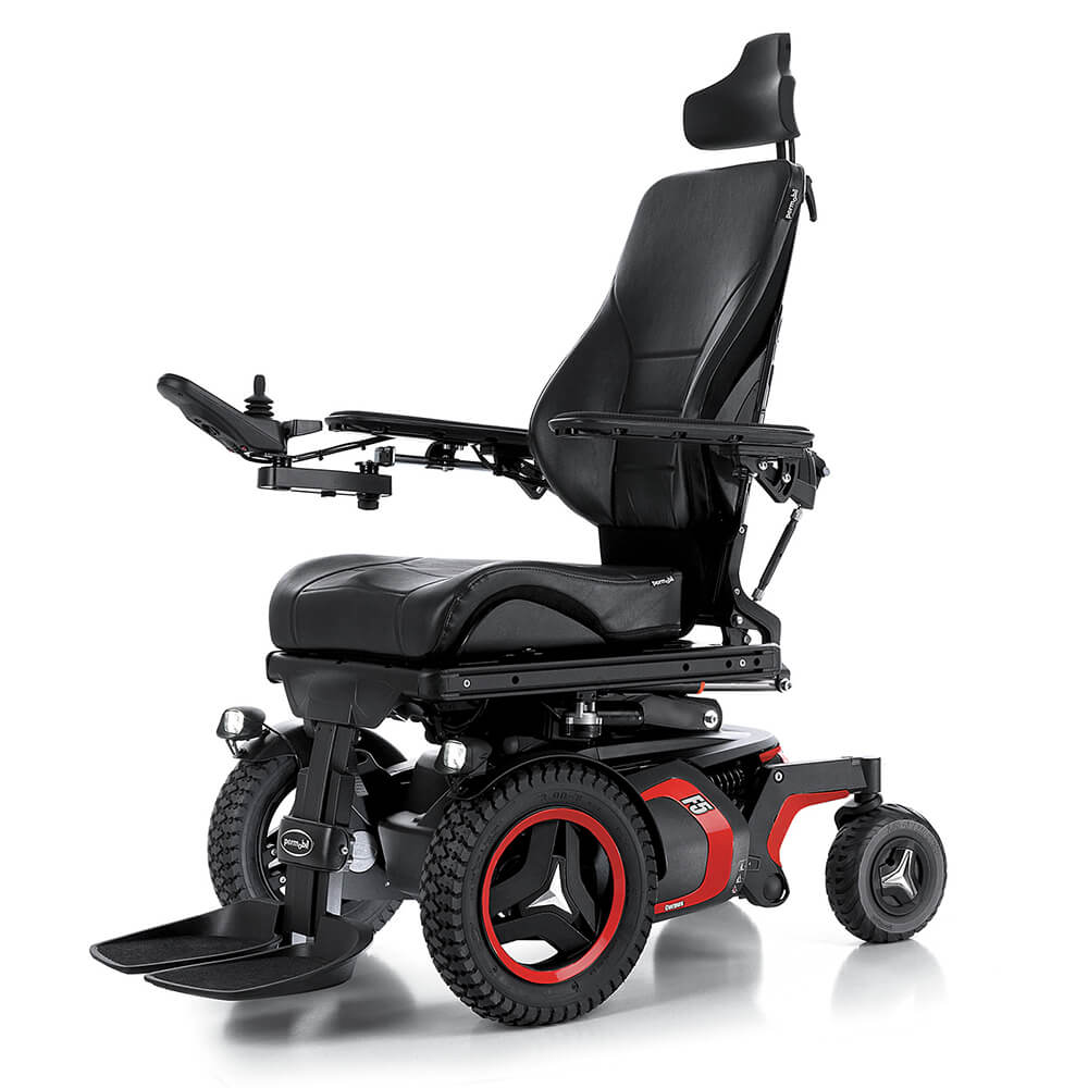 F5 Smart Power Wheelchair