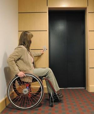 Garaventa LULA Elevator Car Doors