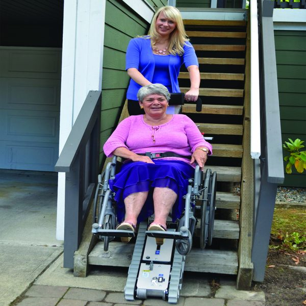 Garaventa Stair Trac stairclimber