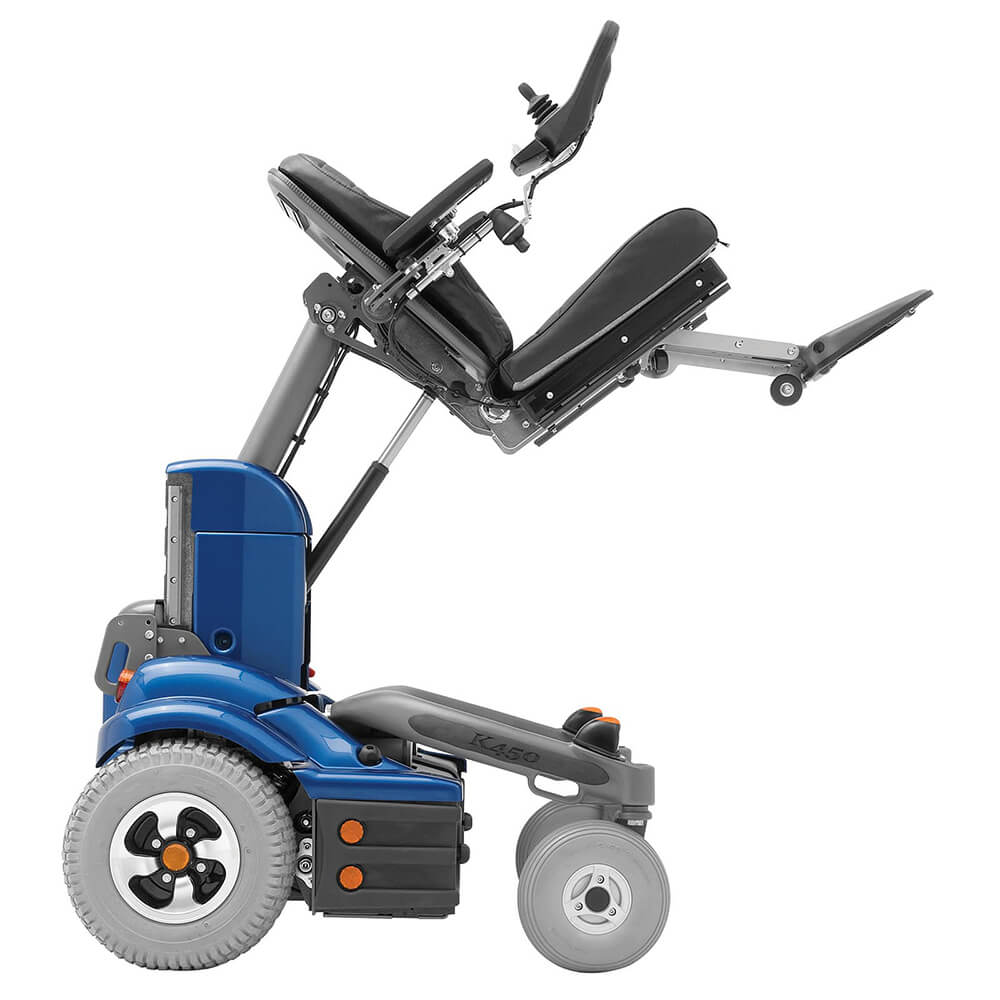 K450 Permobil Kids Wheelchair 3
