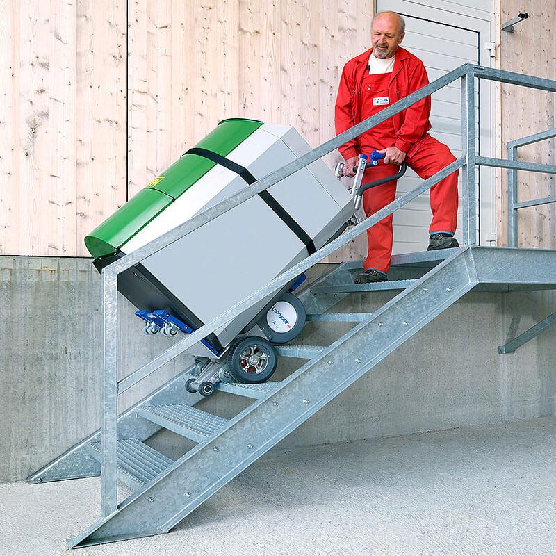 Sano Heavy Material Climber Liftkar HD