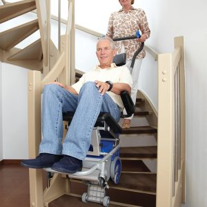 Best Quality Stair Climbing Wheelchairs Stairclimber In