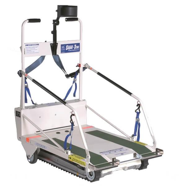 Super-Trac Stair Climber Wheelchair Lift